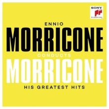 CD CONDUCTS MORRICONE - HIS GREATEST HITS