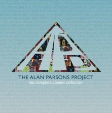 CD PARSONS, ALAN -PROJECT- - The Complete Albums Collection