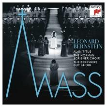 CD BERNSTEIN, LEONARD - Mass