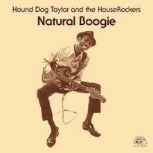 Vinyl HOUND DOG TAYLOR - NATURAL BOOGIE