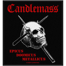Nažehlovačka Epicus Doomicus Metallicus