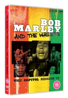 DVD MARLEY BOB & THE WAILERS - THE CAPITOL SESSION '73