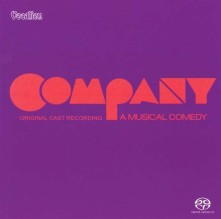 CD ORIGINAL CAST - COMPANY - A MUSICAL COMEDY