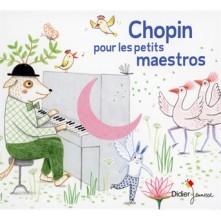CD V/A - CHOPIN POUR LES PETITS MAESTROS