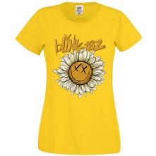 Tričko Sunflower, Žena, Žltá,