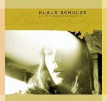 CD SCHULZE, KLAUS - LA VIE ELECTRONIQUE 4