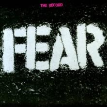 Vinyl FEAR - RSD - THE RECORD (CLEAR & WHITE VINYL ALBUM)