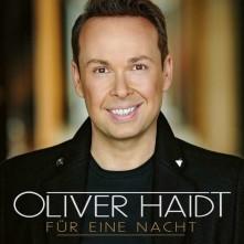 CD HAIDT, OLIVER - FUR EINE NACHT