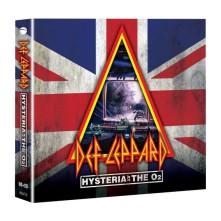 DVD HYSTERIA LIVE/CD