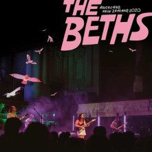 CD BETHS - AUCKLAND, NEW ZEALAND, 2020