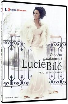 DVD Vánoční galakoncert Lucie Bílé