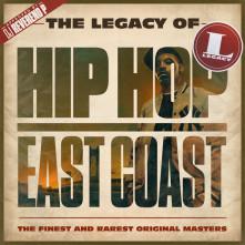 CD The Legacy of Hip Hop East Coast