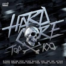 CD V/A - HARDCORE TOP 100 - 2021