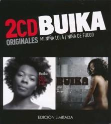 CD BUIKA - MI NINA LOLA / NINA DE FUEGO