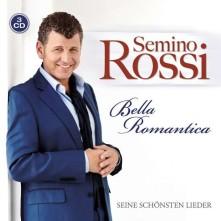 CD ROSSI, SEMINO - BELLA ROMANTICA
