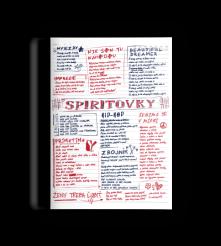 Kniha Spiritovky