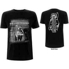 Tričko BOLA Euro Tour, Unisex, Čierna, L