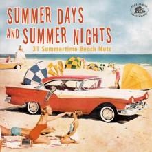 CD V/A - SUMMER DAYS AND SUMMER NIGHTS