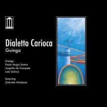 CD GUINGA - DIALETTO CARIOCA