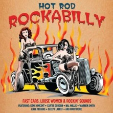 CD V/A - HOT ROD ROCKABILLY