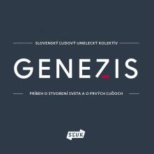 CD Genezis (Príbeh o stvorení sveta a o prvých ľuďoch)