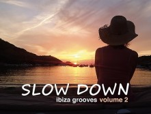 CD V/A - SLOW DOWN IBIZA GROOVES 2