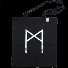 Taška Black Tote Bag, Unisex, Čierna, 38 x 42 cm