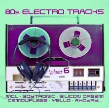 CD V/A - 80S ELECTRO TRACKS VOL. 6