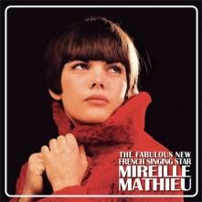 CD MATHIEU, MIREILLE - The Fabulous New French Singin
