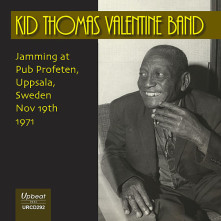 CD Jamming At Pub Profeten