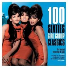 CD V/A - 100 SIXTIES GIRL GROUP CLASSICS