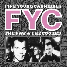 CD FINE YOUNG CANNIBALS - RAW AND THE COOKED
