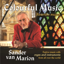 CD MARION, SANDER VAN - COLOURFUL MUSIC