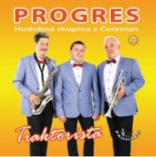 CD TRAKTORISTA 33