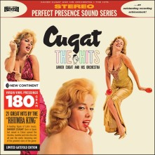 """Vinyl CUGAT, XAVIER & HIS ORCHE - HITS - 21 GREAT HITS BY THE """"RHUMBA KING"""""""