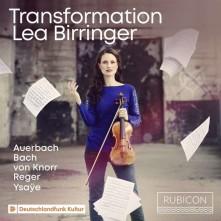 CD BIRRINGER, LEA - TRANSFORMATION