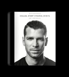 Kniha Chalan, ktorý vynašiel Spirita aby inšpiroval (Sloveská verzia)