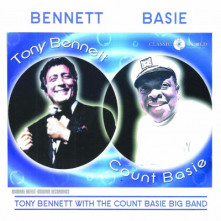 CD BENNETT, TONY & COUNT BAS - TONY BENNETT WITH THE COUNT BASIE BIG BAND