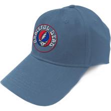 Šiltovka Steal Your Face Logo, Unisex, Modrá, Univerzálna