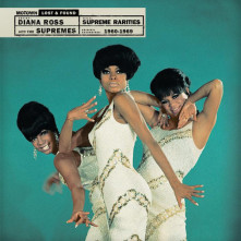 Vinyl & The Supremes - Supreme Rarities: Motown Lost & Found (1960-1969)