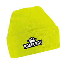 Čapica Roma Boy, Unisex, Neónová žltá, Univerzálna