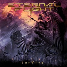 Vinyl ETERNAL FLIGHT - SURVIVE