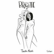Vinyl BRIGITTE - Toutes nues