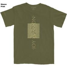 Tričko Blended Pulse, Unisex, Zelená,