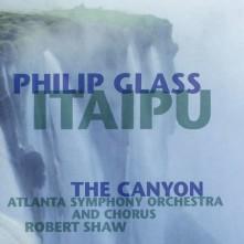 CD GLASS, PHILIP - ITAIPU - THE CANYON