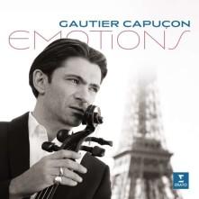CD CAPUCON, GAUTIER - EMOTIONS