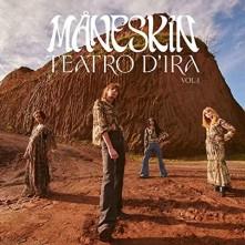 CD MANESKIN - Teatro d'ira - Vol. I