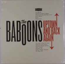 Vinyl BABOONS - UPTOWN AND BACK AGAIN
