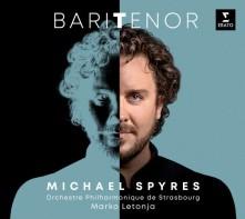 CD SPYRES, MICHAEL - BARITENOR