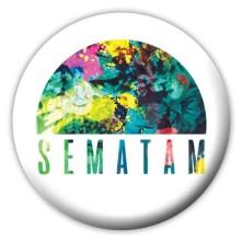 Odznak Sematam, Biely